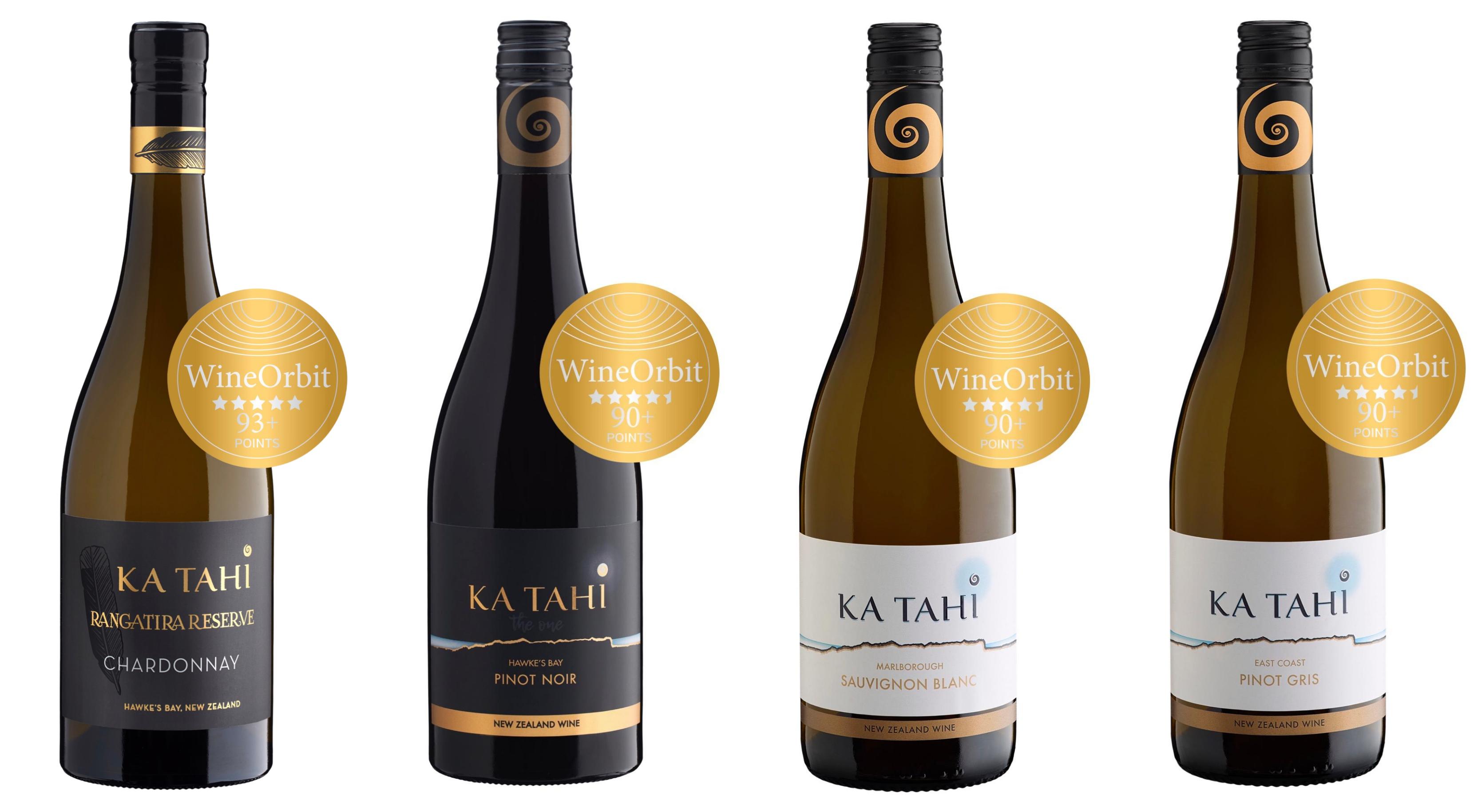 Latest Wine Orbit Awards
