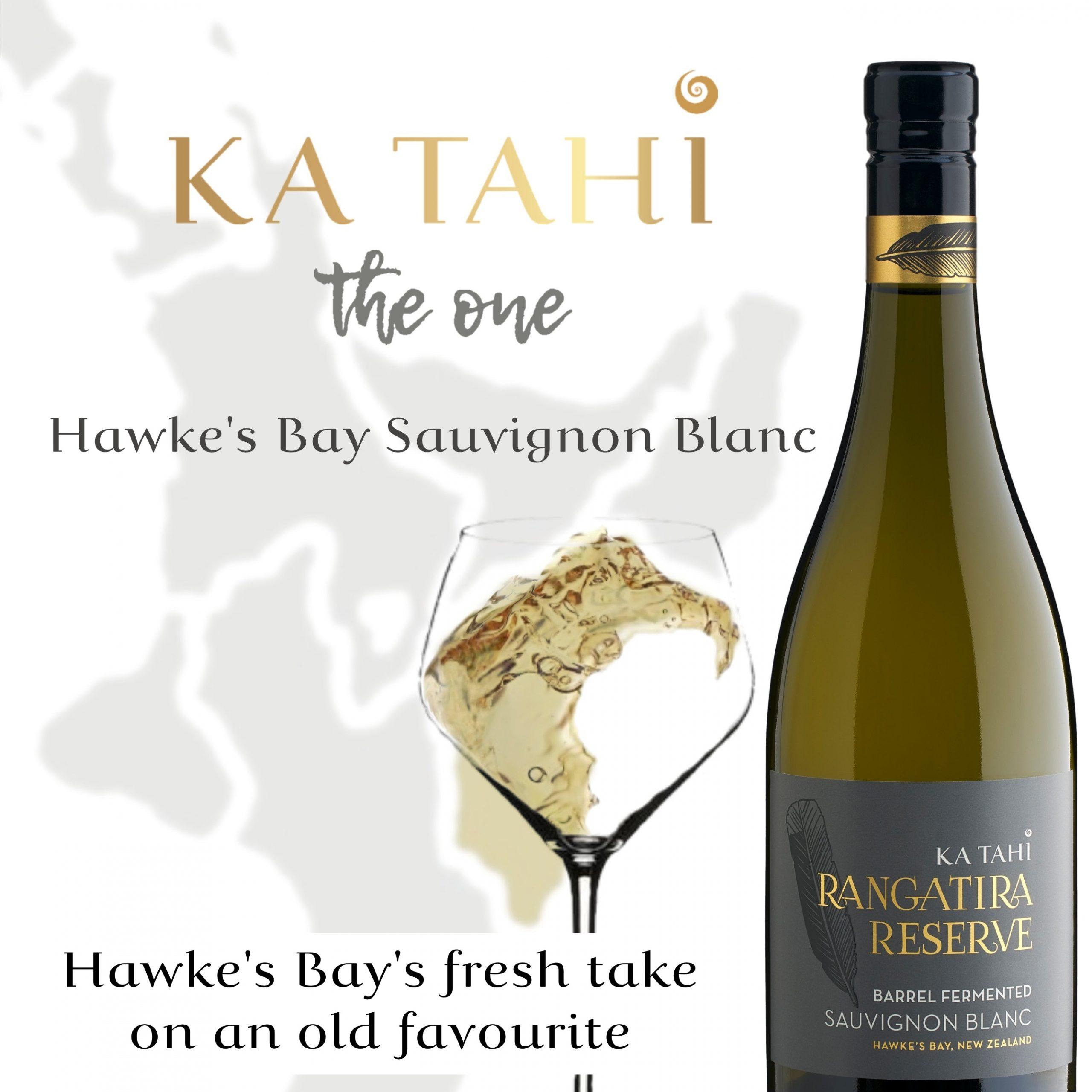Hawke's Bay Rangatira Reserve Sauvignon Blanc